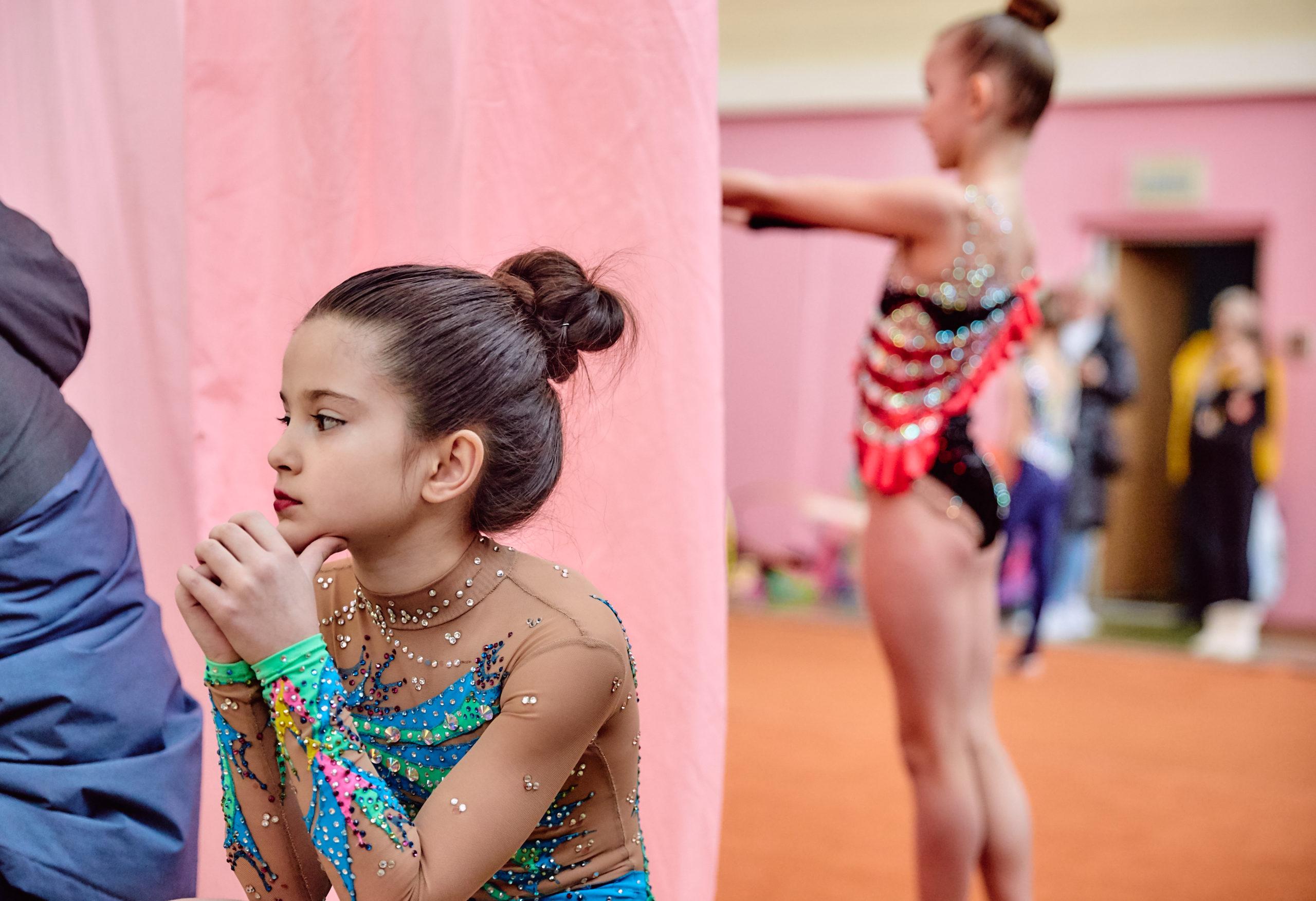 В Твери прошел самый красивый областной турнир по художественной гимнастике