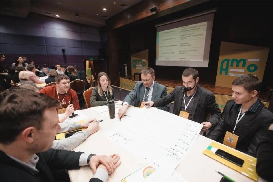 Делегация из Нелидовского городского округа посетила Международный конгресс сельской молодежи