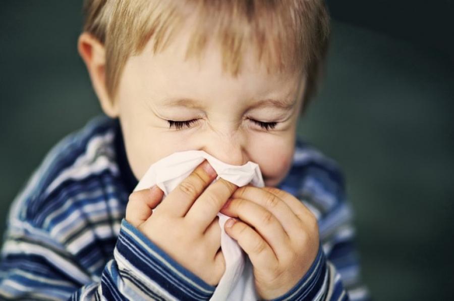 Тверские дошколята стали чаще болеть ОРВИ