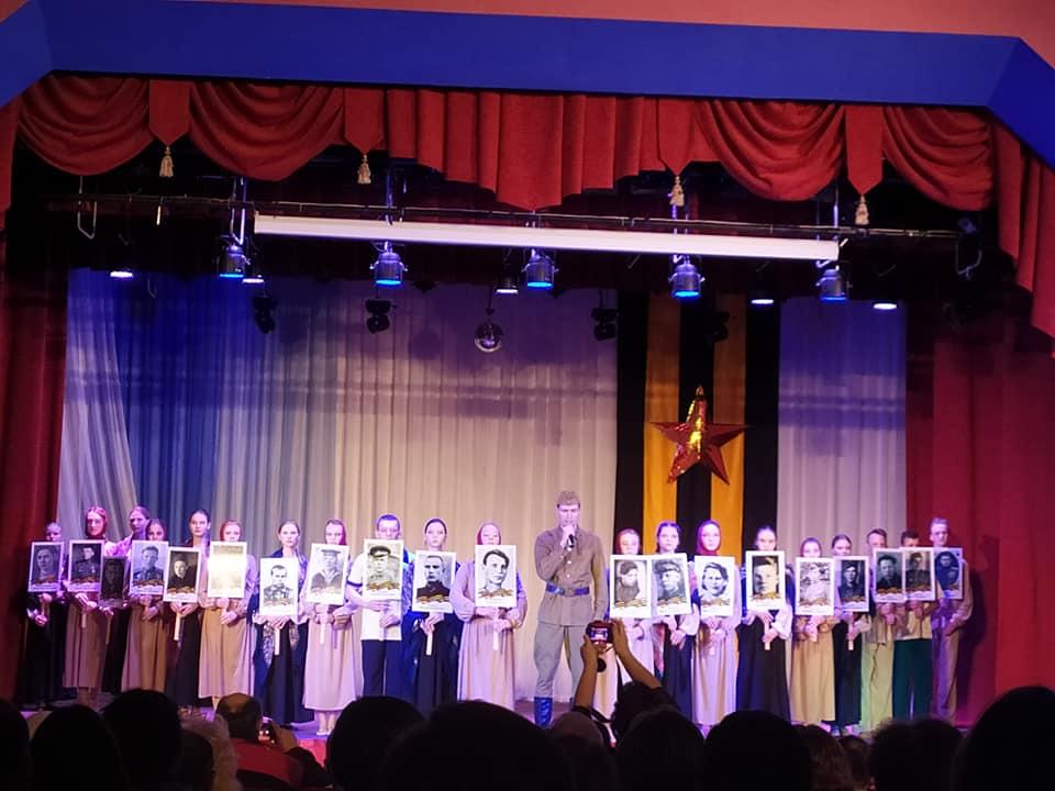 Торопецкие исполнители успешно выступили на фестивале народного творчества «Салют Победы»