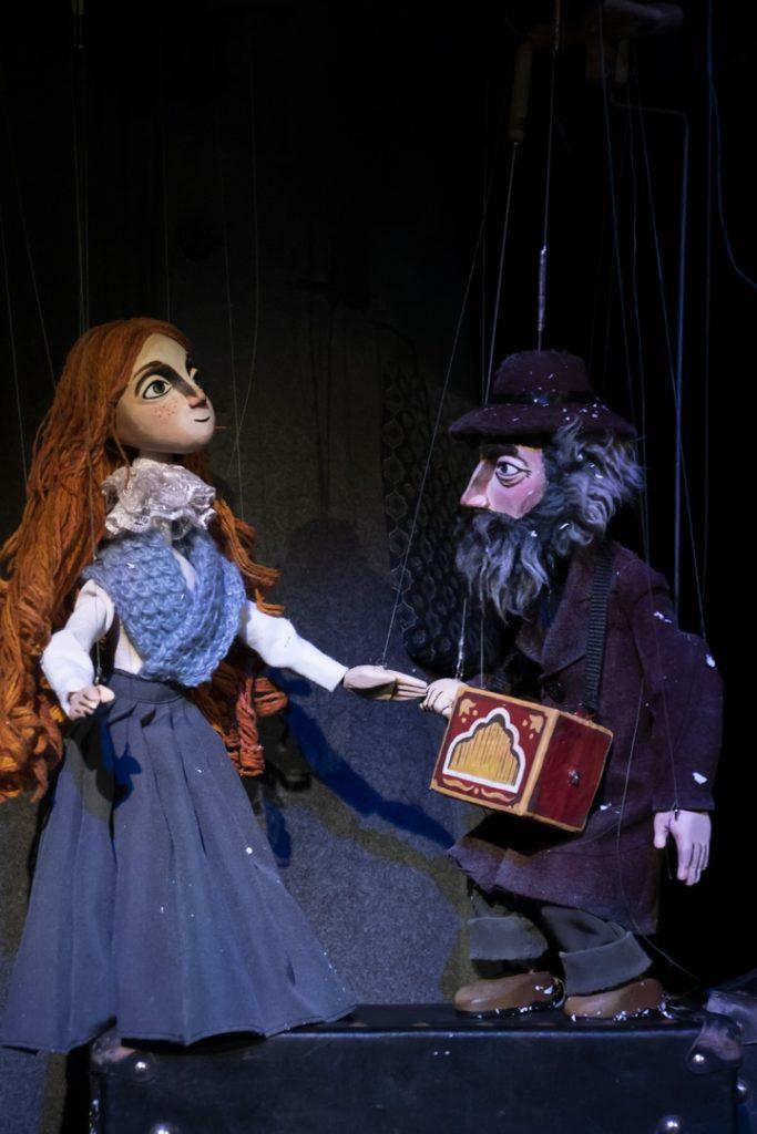 Тверские кукольники показали «Дары Волхвов»