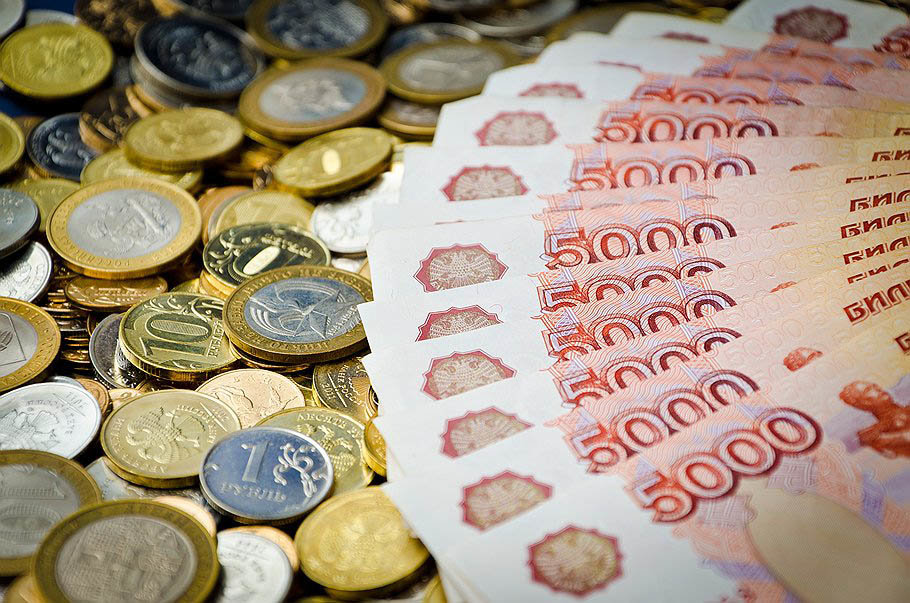 В Жарковском районе приняли бездефицитный бюджет на три года