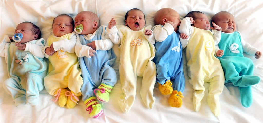 В Жарковском районе стало рождаться больше детей