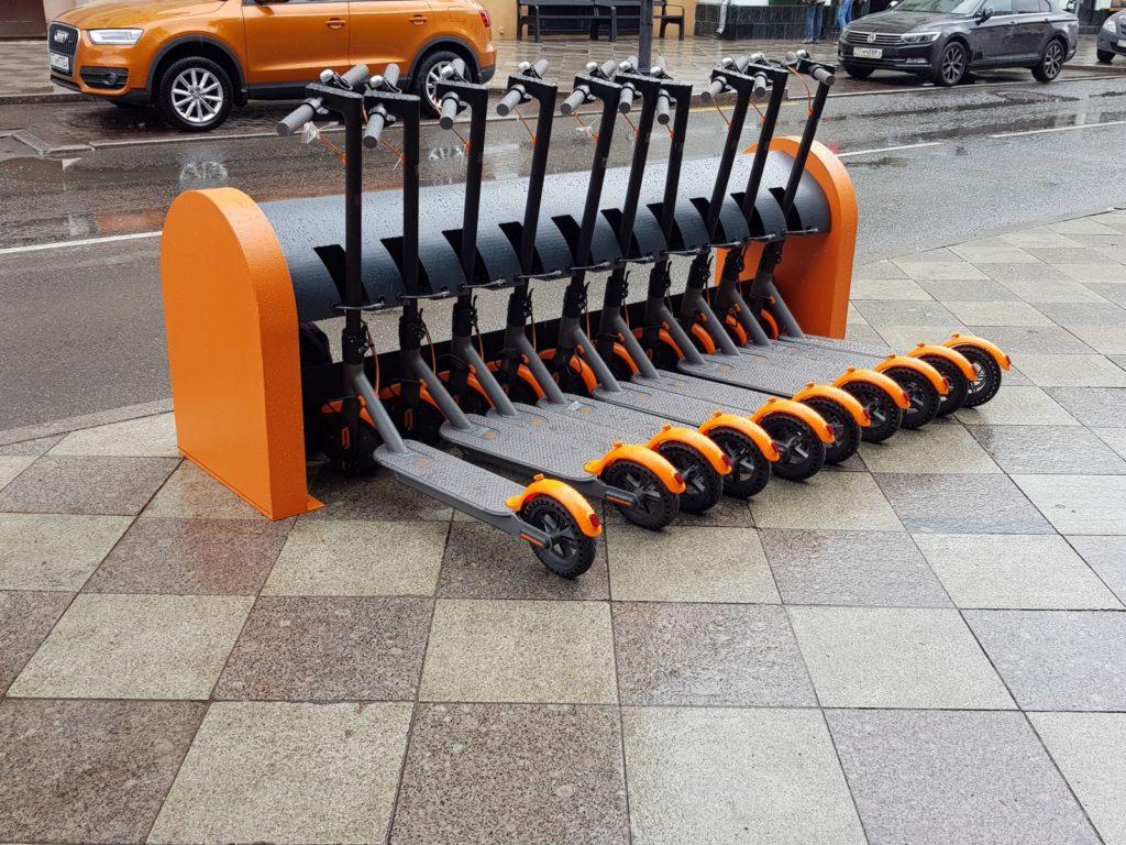 Городская сеть проката самокатов появится в Твери