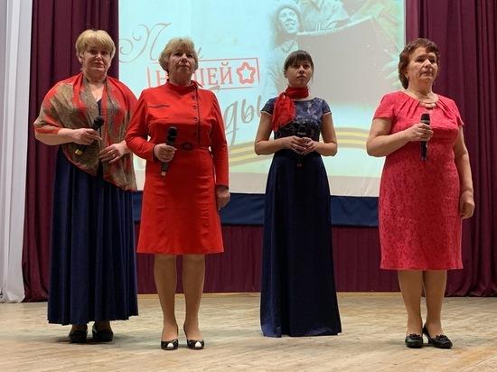 В Тверской области прошел фестиваль военных песен