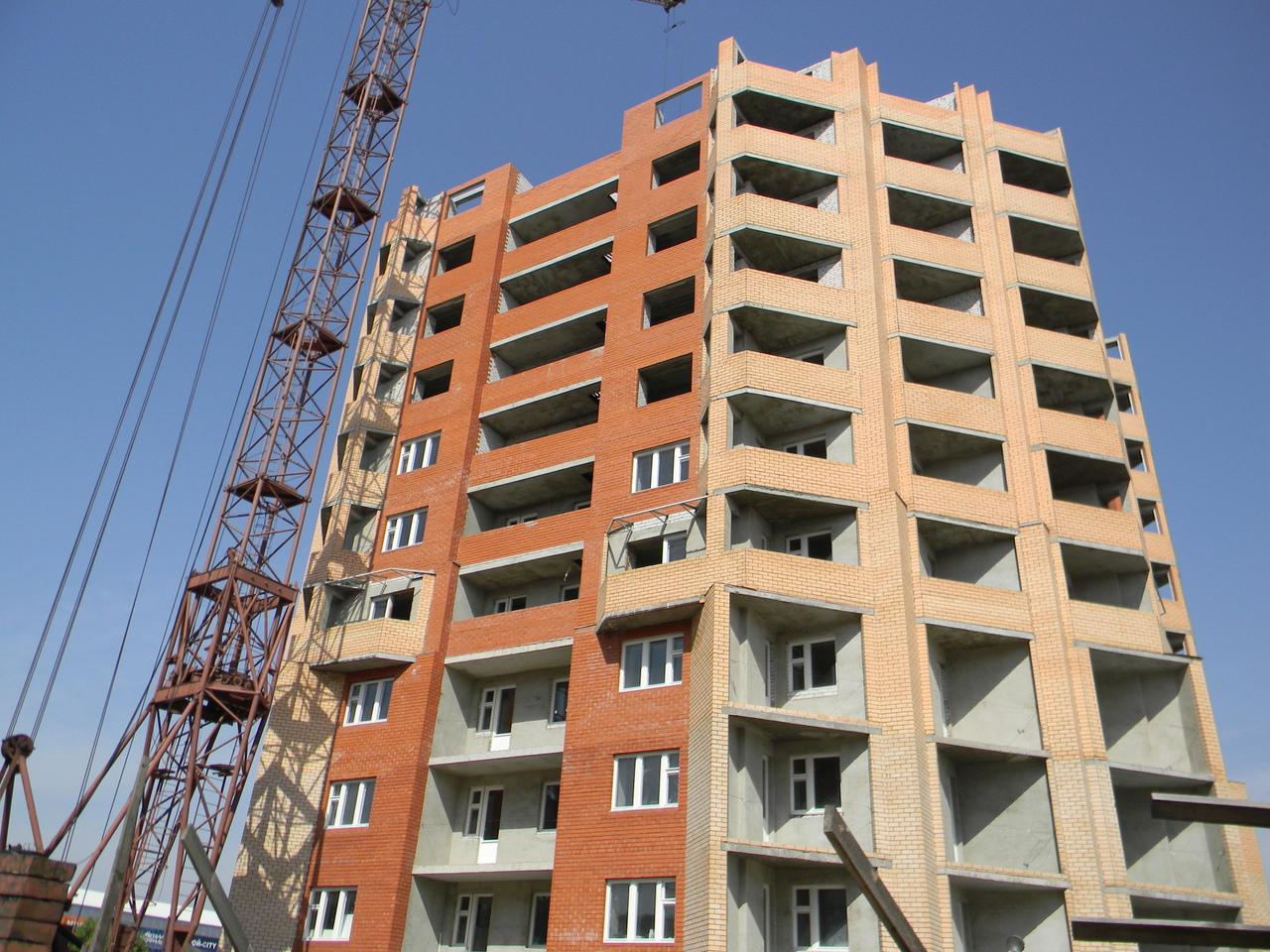 В Тверской области выросли темпы строительства жилья
