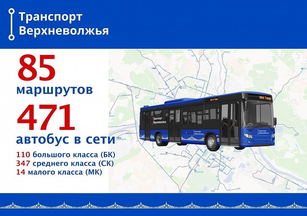 В продажу вышел спецвыпуск «Тверских ведомостей» с подробной информацией о транспортной реформе