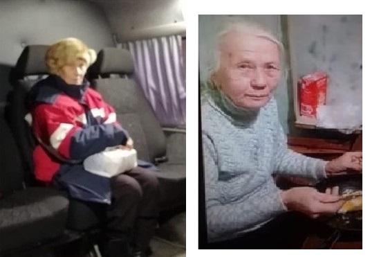 В Тверской области ищут бабушку с белым мусорным ведром