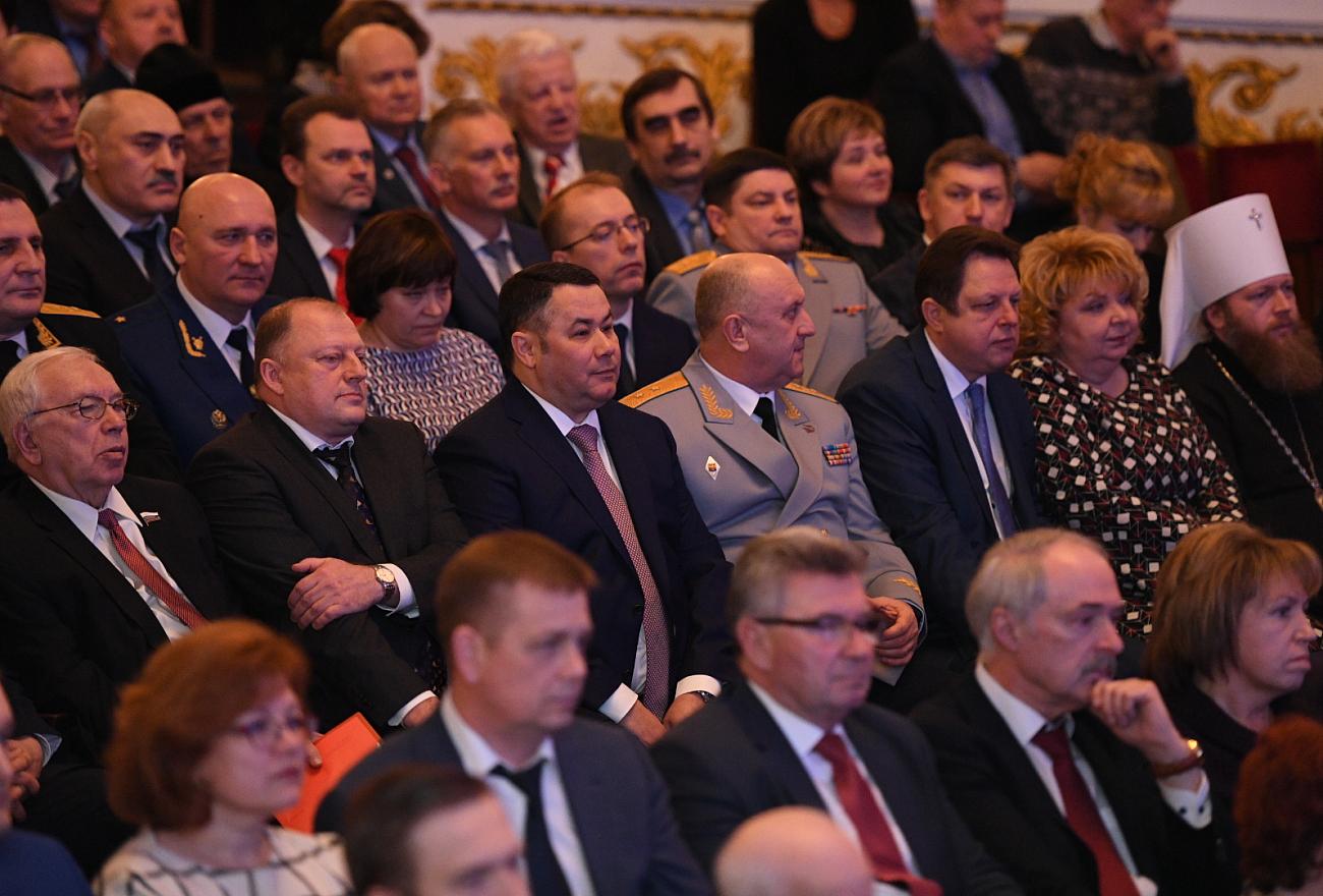 Игорь Руденя вручил ветеранам Тверской области медали «75 лет Победы в Великой Отечественной войне»