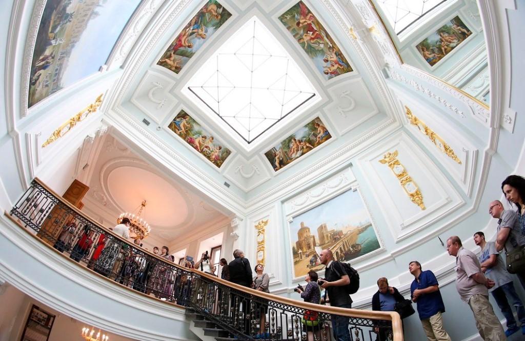 Тверской императорский дворец проведет 16 февраля мероприятие в честь юбилея Венецианова