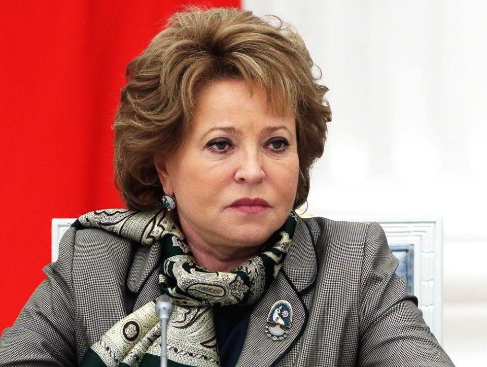 Валентина Матвиенко передаст белорусам землю  с мест захоронения советских солдат подо Ржевом