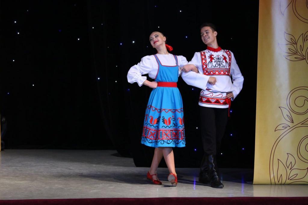 В Твери проходит конкурс русского народного танца имени Т.А. Устиново