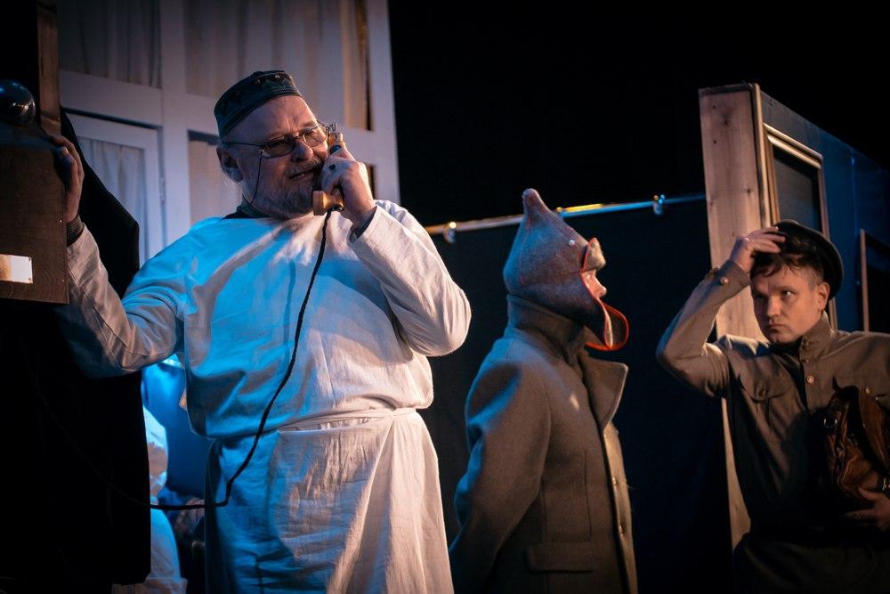 Спектакль по классике Булгакова  сыграют в Твери