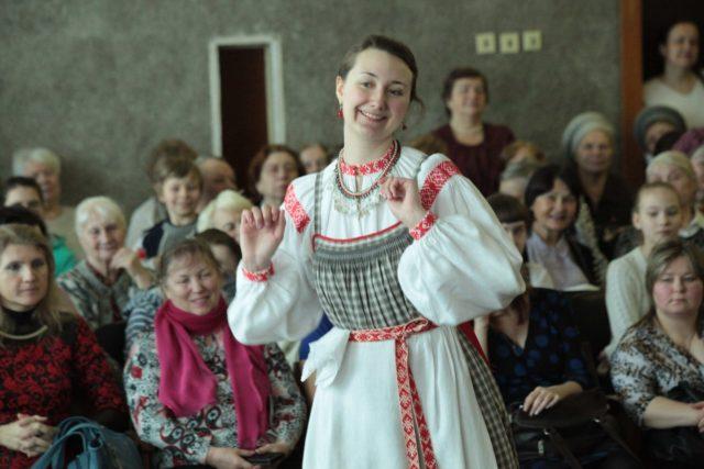 Танцоры со всей России будут соревноваться в русской пляске в Твери