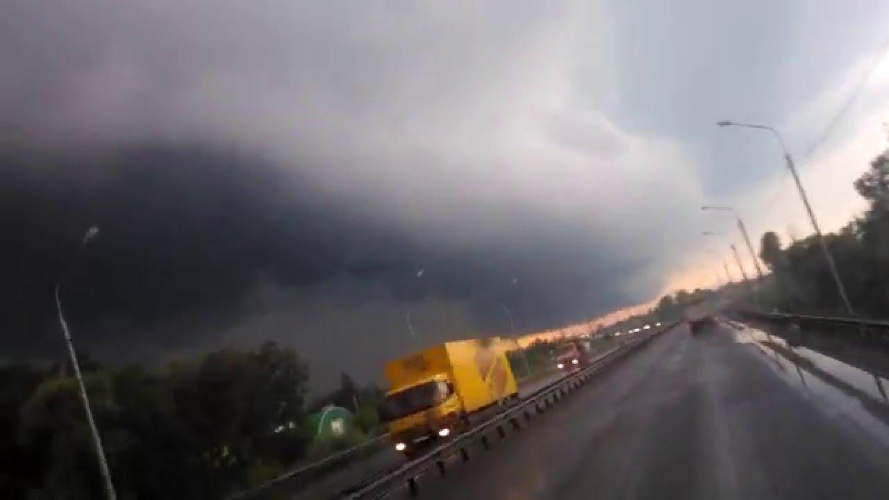 МЧС предупредило о сильном шторме в Твери и области
