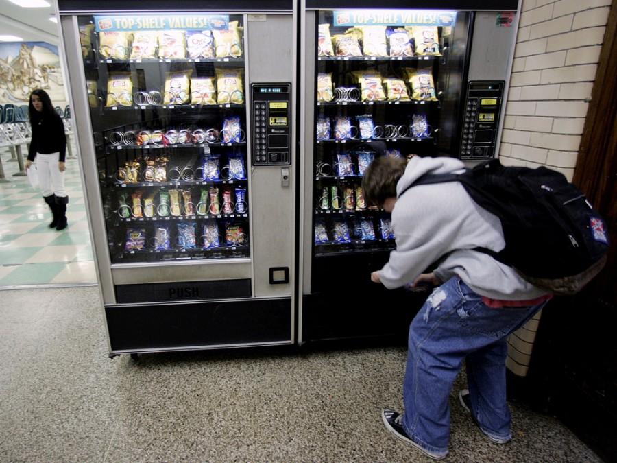 Жители Твери смогут узнать о школьной еде из автоматов