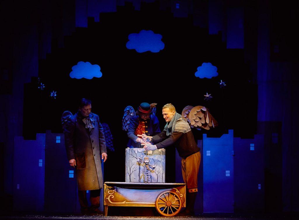 Тверской театр кукол подготовил необычную премьеру