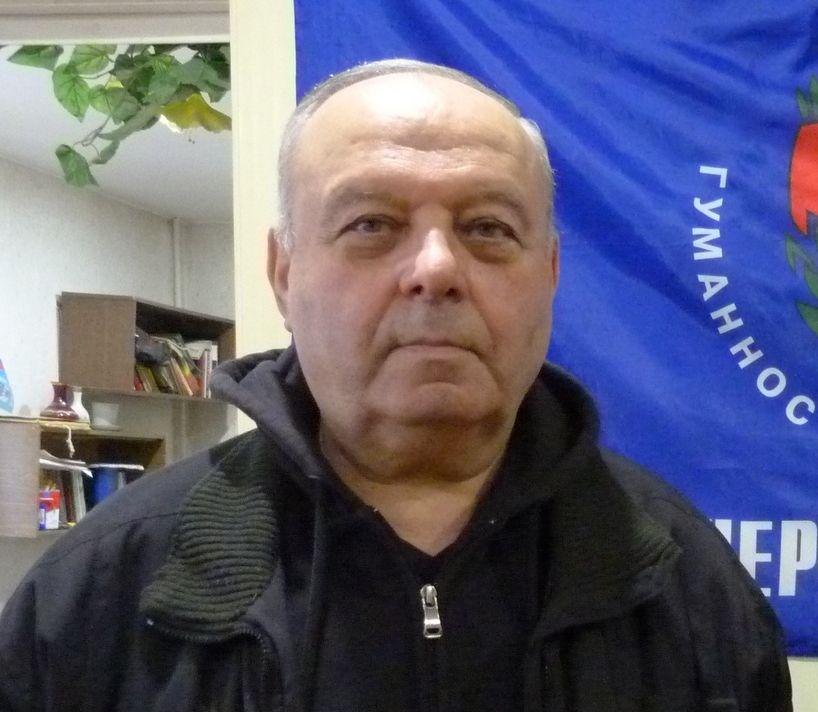 Борис Грушко: Военная служба – половина моей жизни