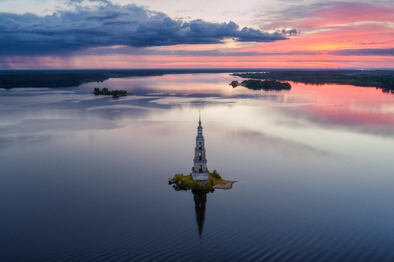 В Калязине Тверской области будет увеличено число туристических достопримечательностей