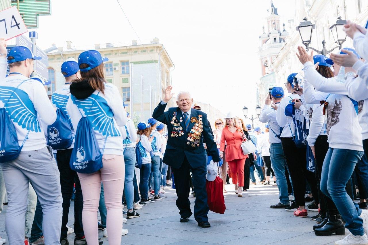 Волонтеров Тверской области приглашают принять участие в конкурсе «Послы Победы»
