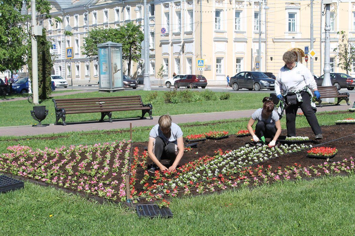 В 2020 году в Тверской области планируется реализовать 90 проектов по благоустройству