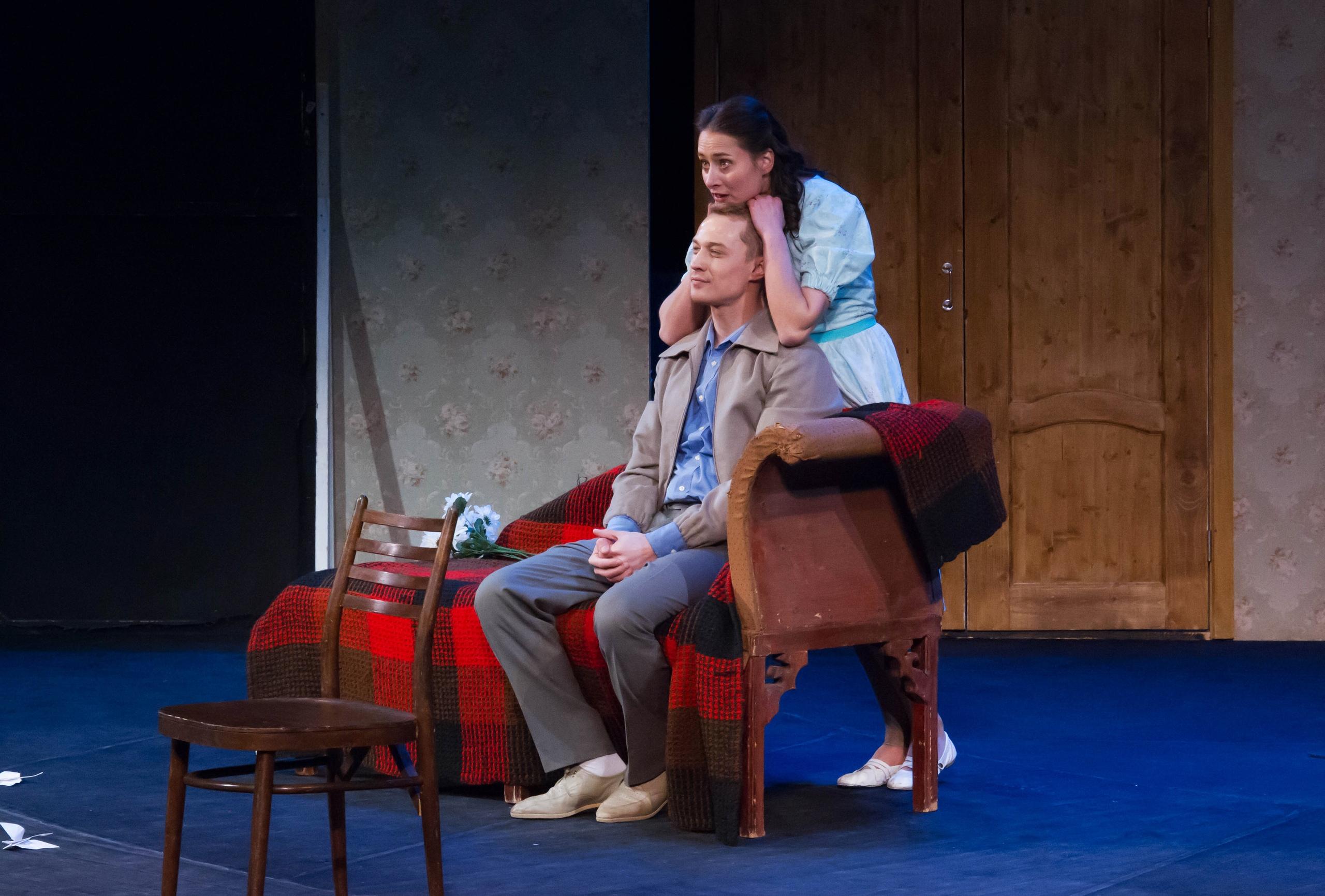 Спектакль «Вечно живые» Тверского театра драмы завершил Всероссийский фестиваль имени Розова