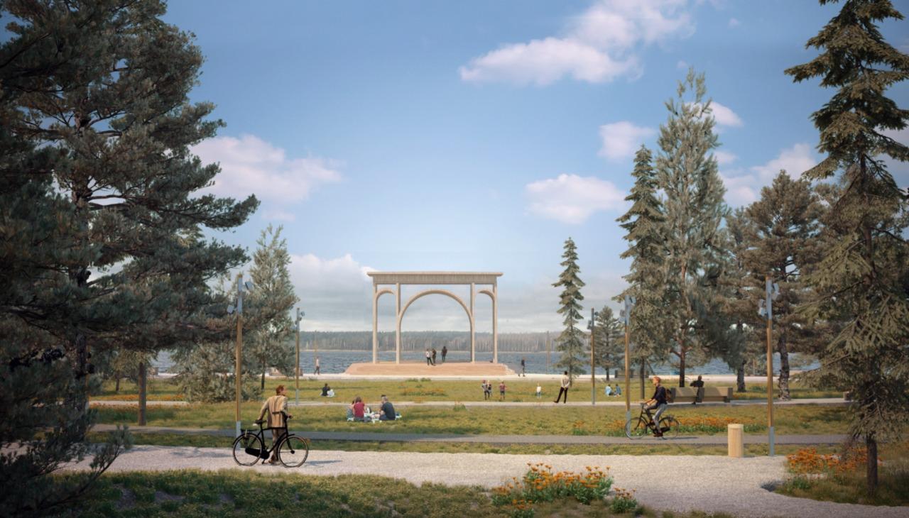 Проект набережной в Тверской области стал победителем всероссийского конкурса