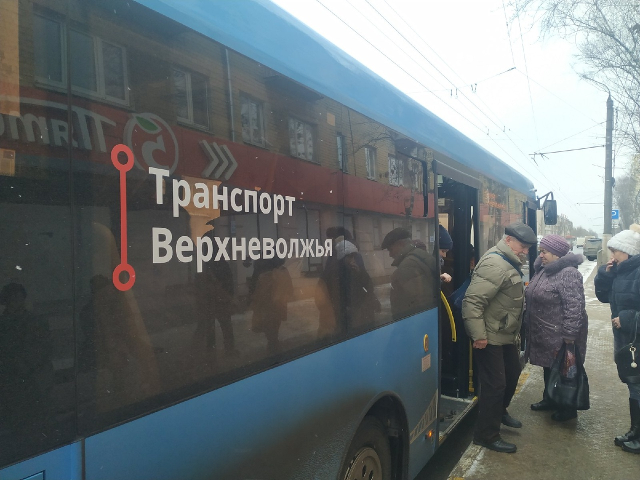Транспорт Верхневолжья: куда повезут жителей автобусы  № 30, 36, 107, 116 и 117