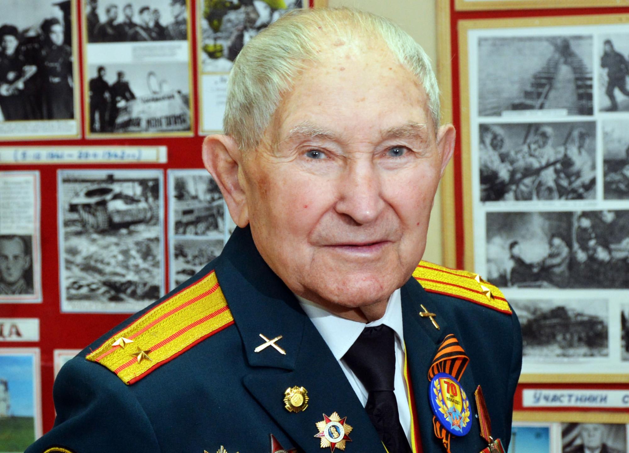 Иван Кладкевич: Главное – большое внимание уделяется ветеранам Великой Отечественной войны