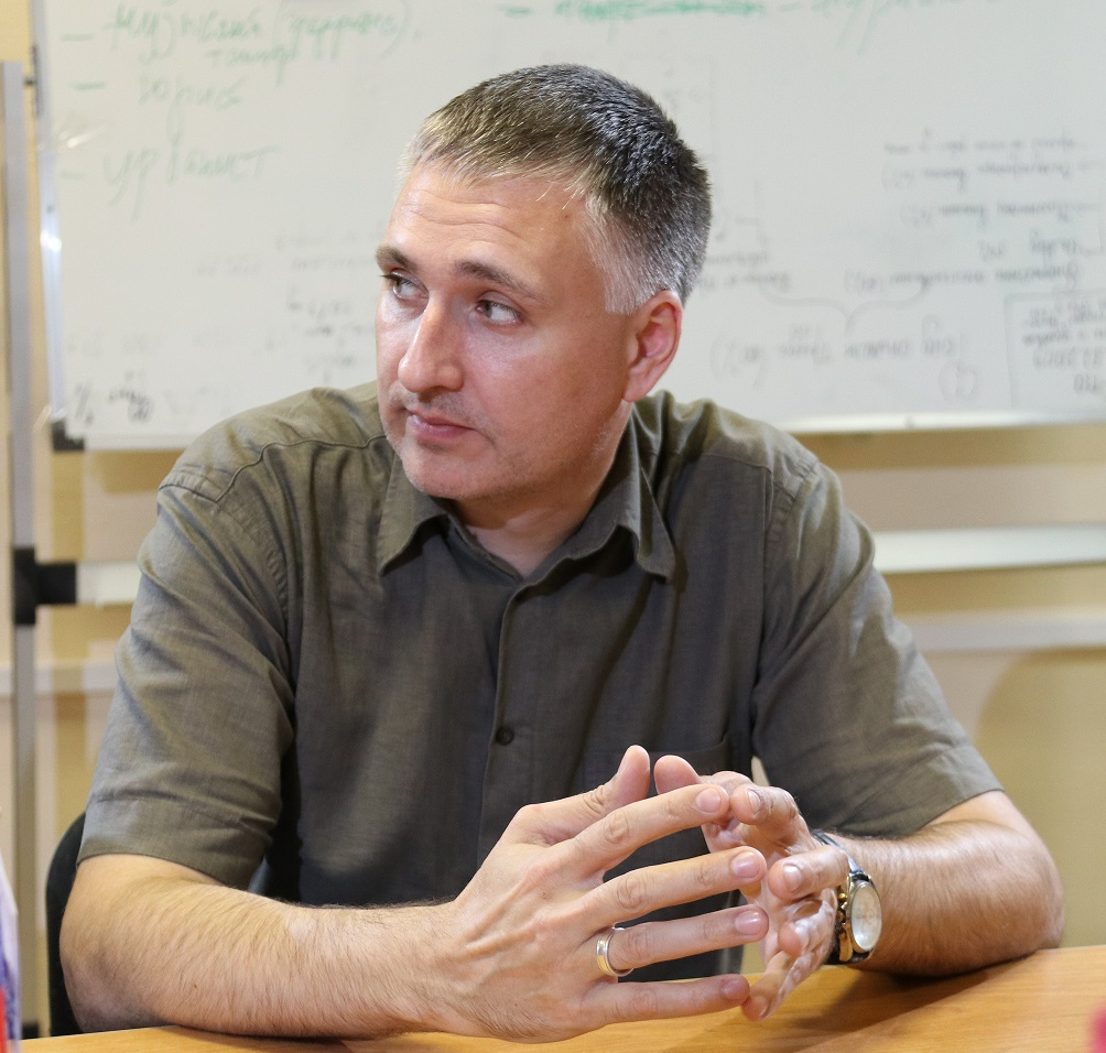Алексей Касеян: «Людей, готовых работать на земле, нужно всячески поддерживать»
