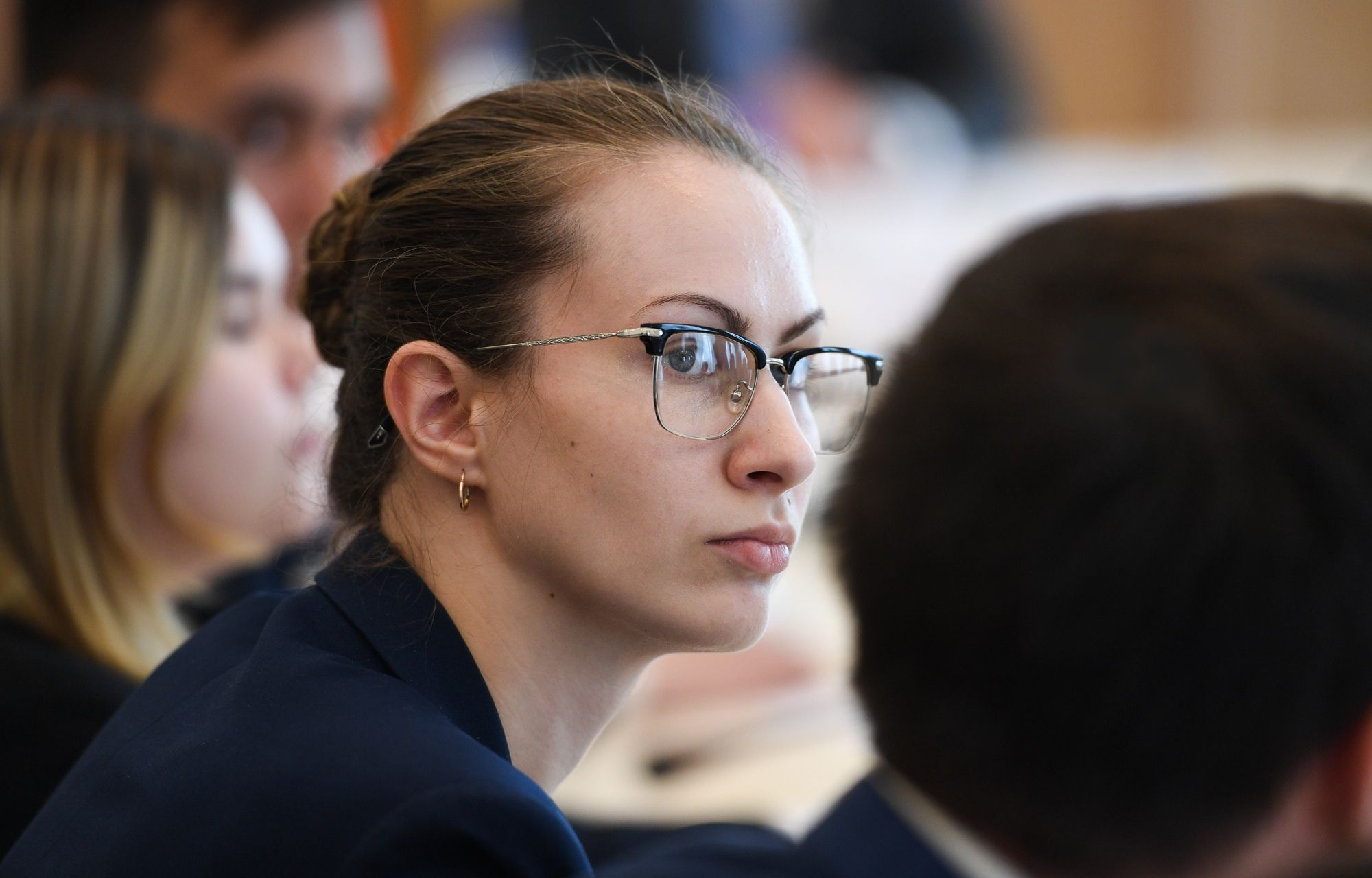 Дарья Лаврикова: «Сейчас каждому дан шанс принять участие в выборе истории нашей страны»