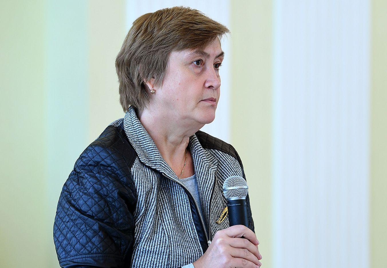 Галина Лапушинская: Крупные инвестиционные проекты создают импульсы для развития.