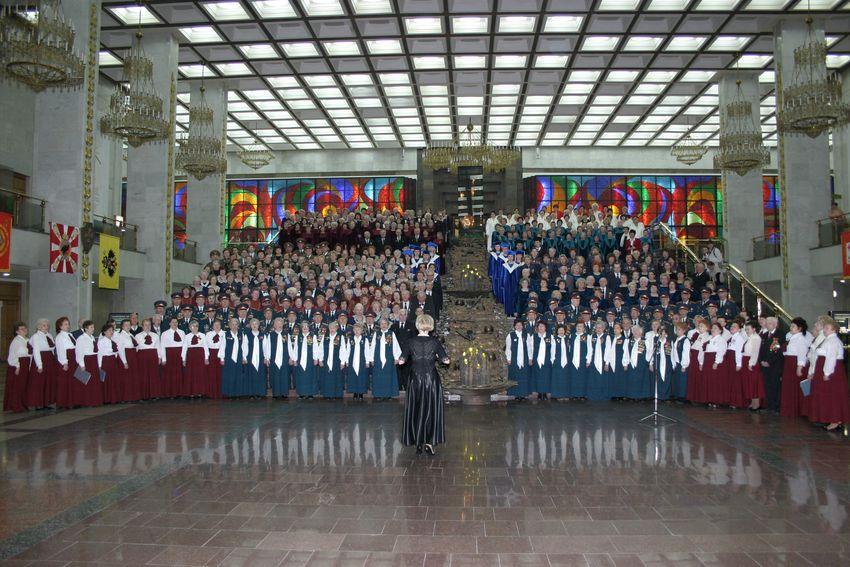 В Музее Победы на Поклонной горе выступит хор ветеранов из Тверской области
