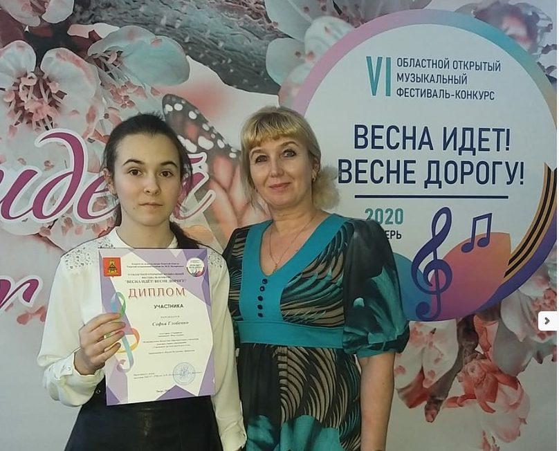 Торопецкая пианистка успешно выступила на музыкальном фестивале в Твери