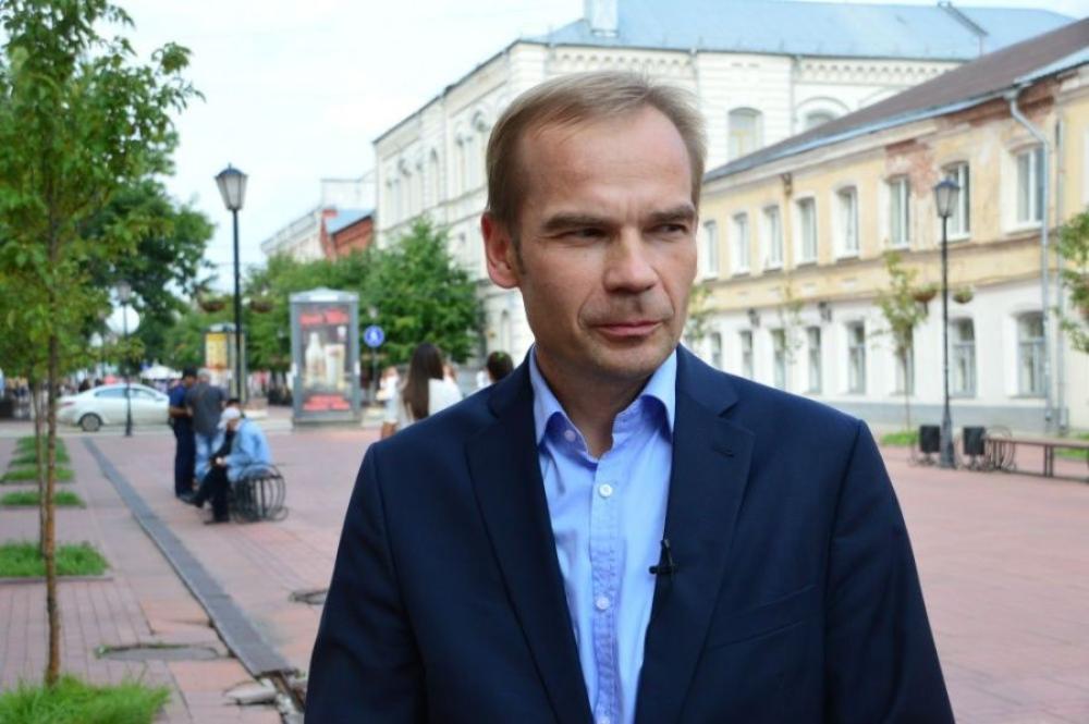 Вадим Рыбачук: За эти четыре года в регионе было запущено множество интересных проектов