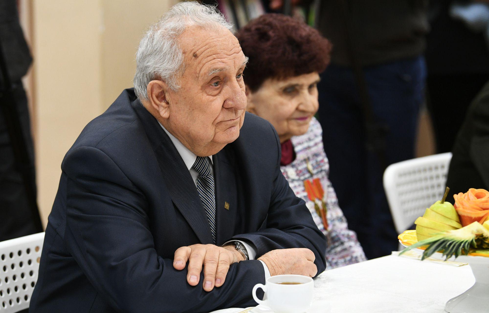 Юрий Черноволенко: В нашей семье голосовать – это обязанность
