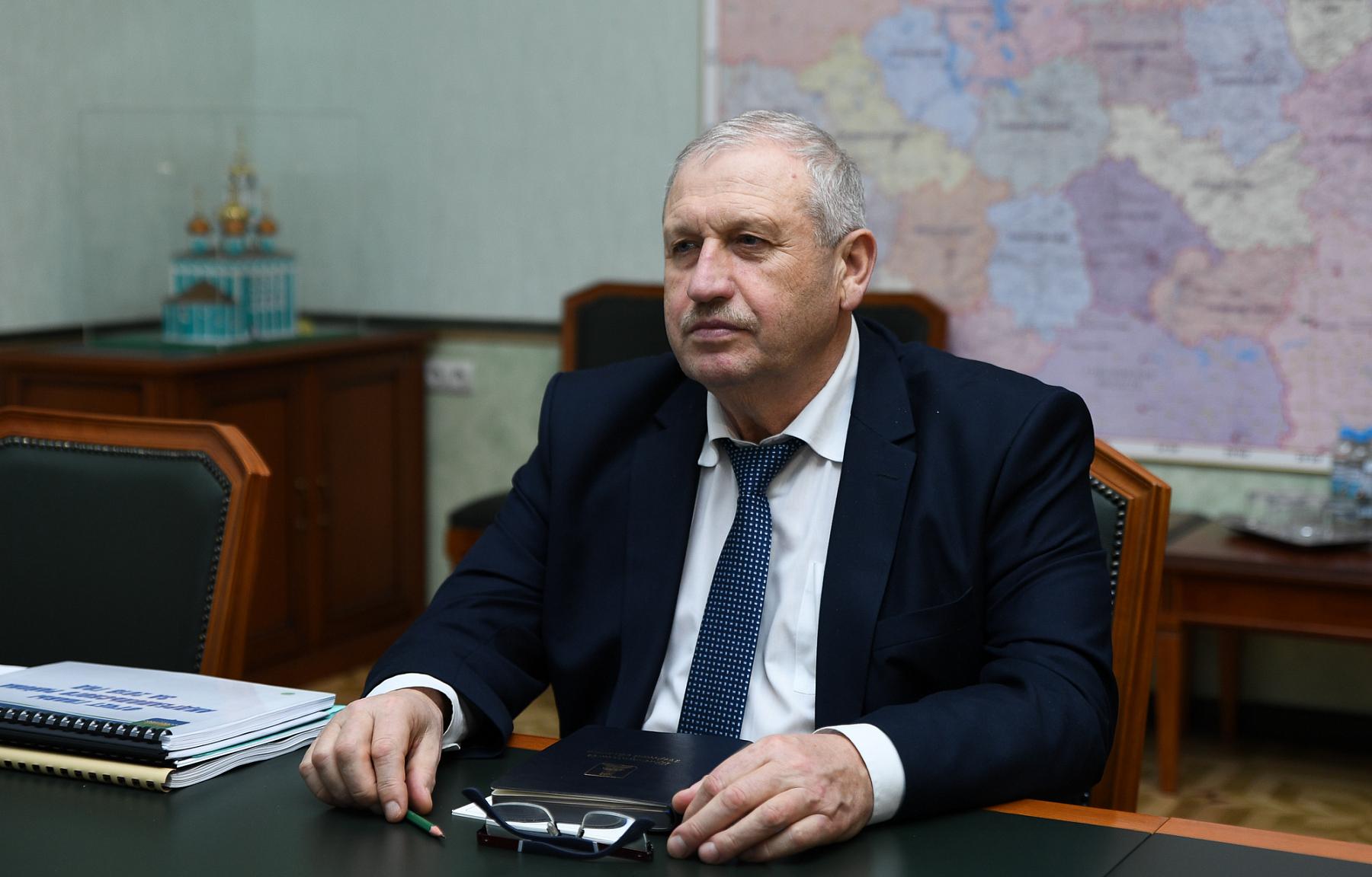 Николай Баранник: С первых дней губернатор наладил связь с муниципалитетами
