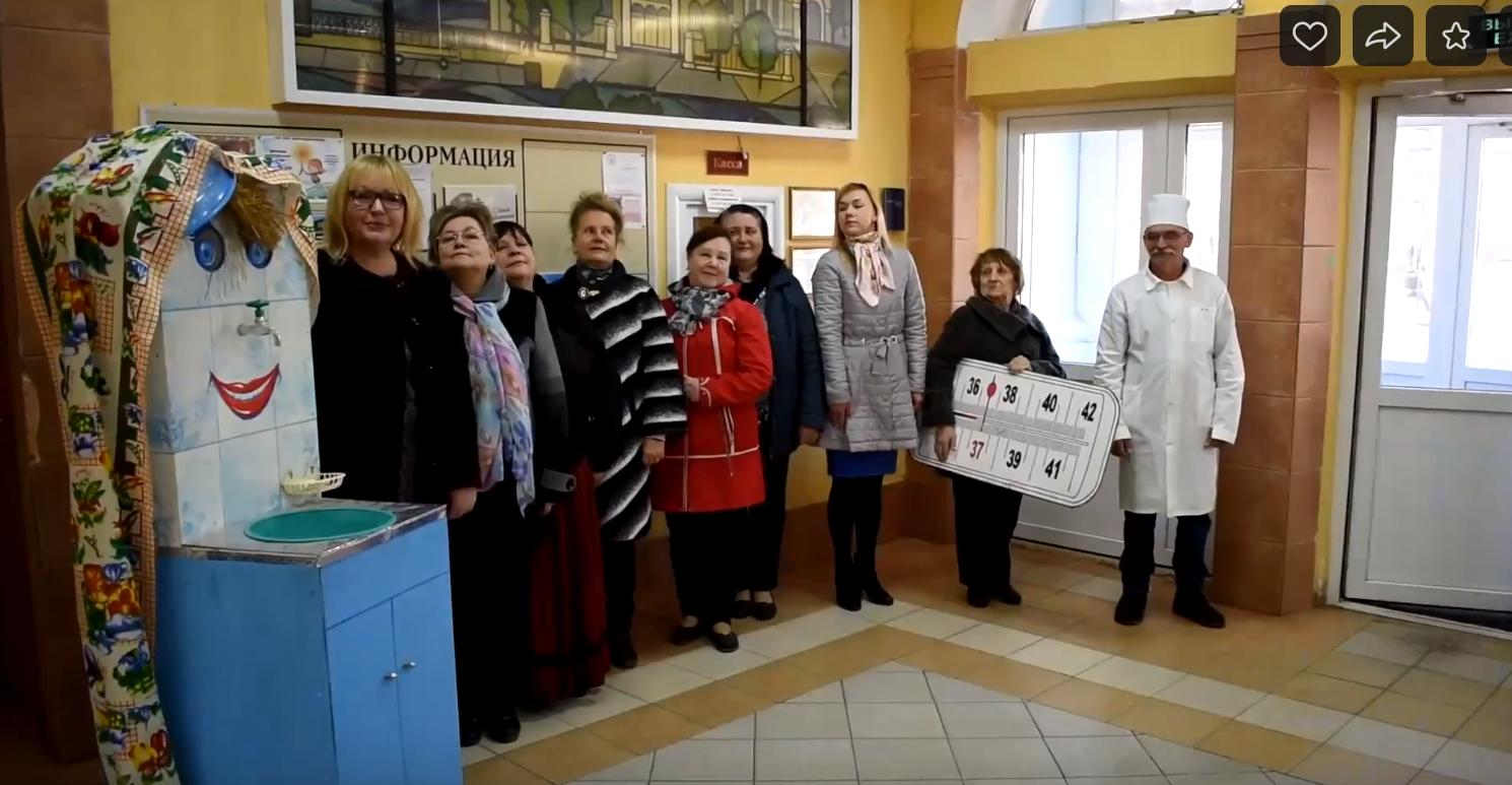 В Тверской области сняли антикоронавирсуное видео с Мойдодыром и доктором Айболитом