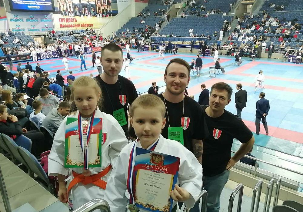 Тверские спортсмены взяли два «серебра» и две «бронзы» на первенстве России по сетокан
