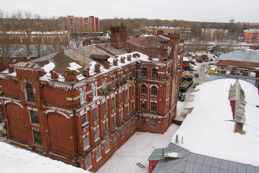 В Твери определен участок, где построят дом для жителей Морозовского городка