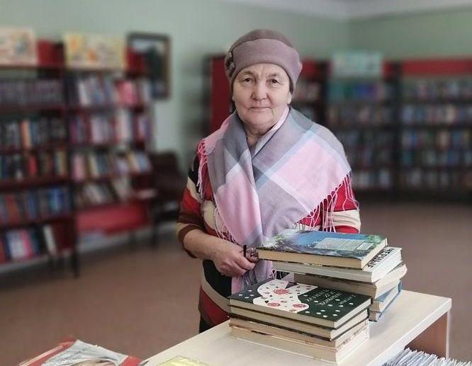 Более 500 книг подарили лихославльцы в ходе акции «Время дарить книги»