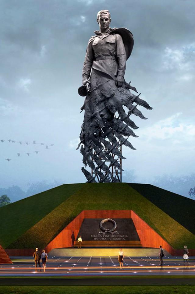 В Твери пройдётвыставка Владимира Абрамовича «На Ржевском рубеже»