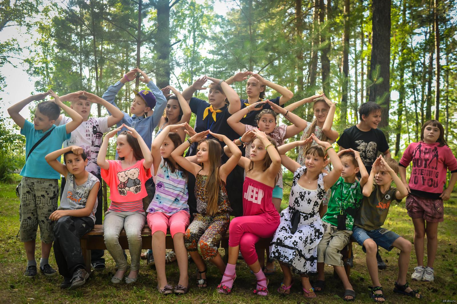 Стартовала запись детей из Твери в летние лагеря