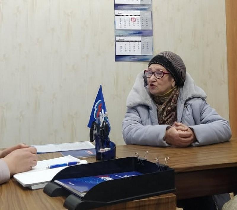 В Торопецком районе прошел Единый день депутатского приёма граждан