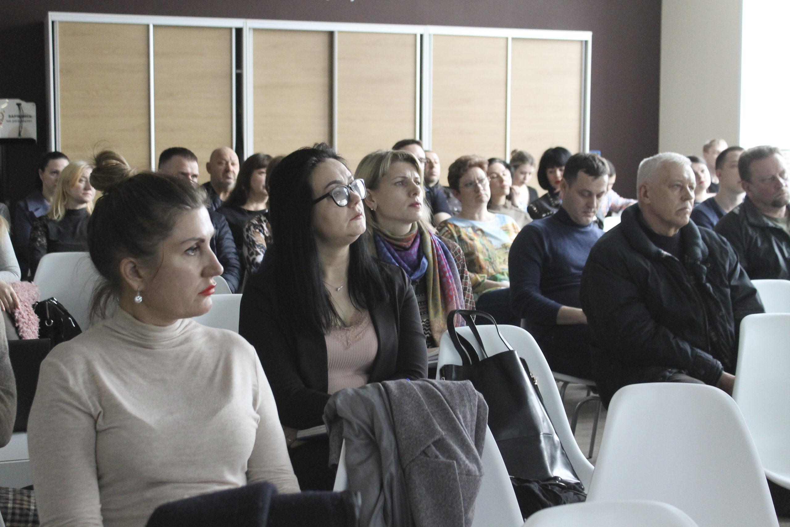 В Твери предпринимателям рассказали про дизайн-код