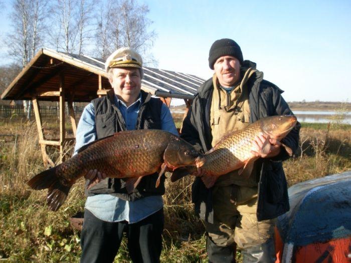 Определён допустимый уровень лова рыбы в Тверской области
