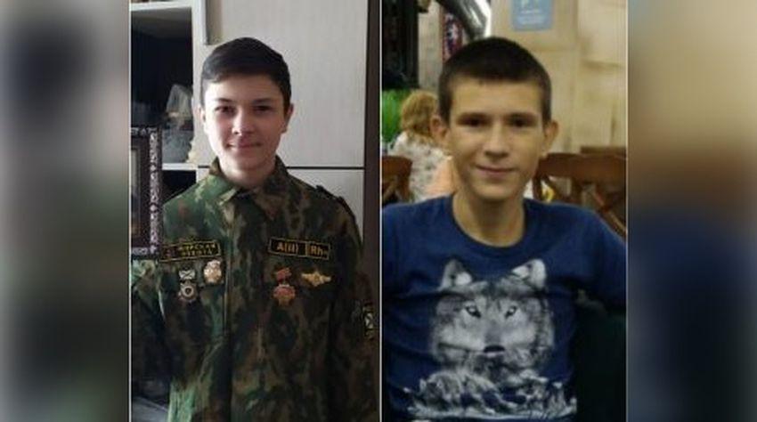 В Твери третий день ищут двух пропавших подростков