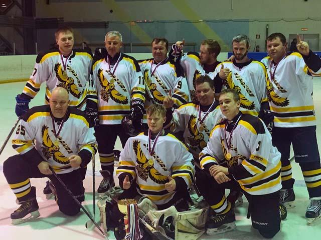 Западнодвинские хоккеисты отличились на чемпионате