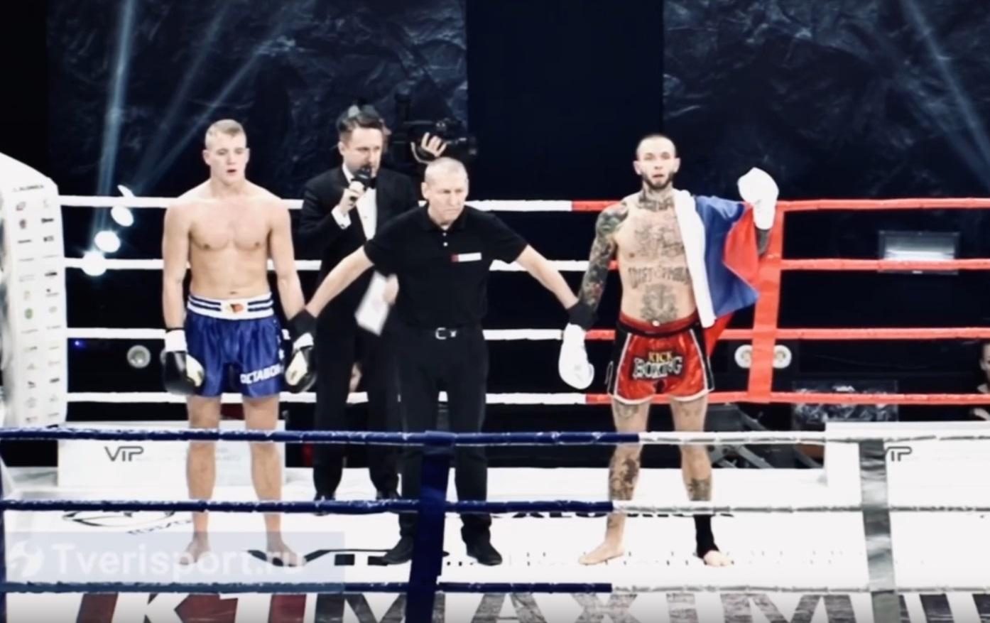 Преподаватель тайского бокса и кикбоксинга выступил против спортсмена из Австрии