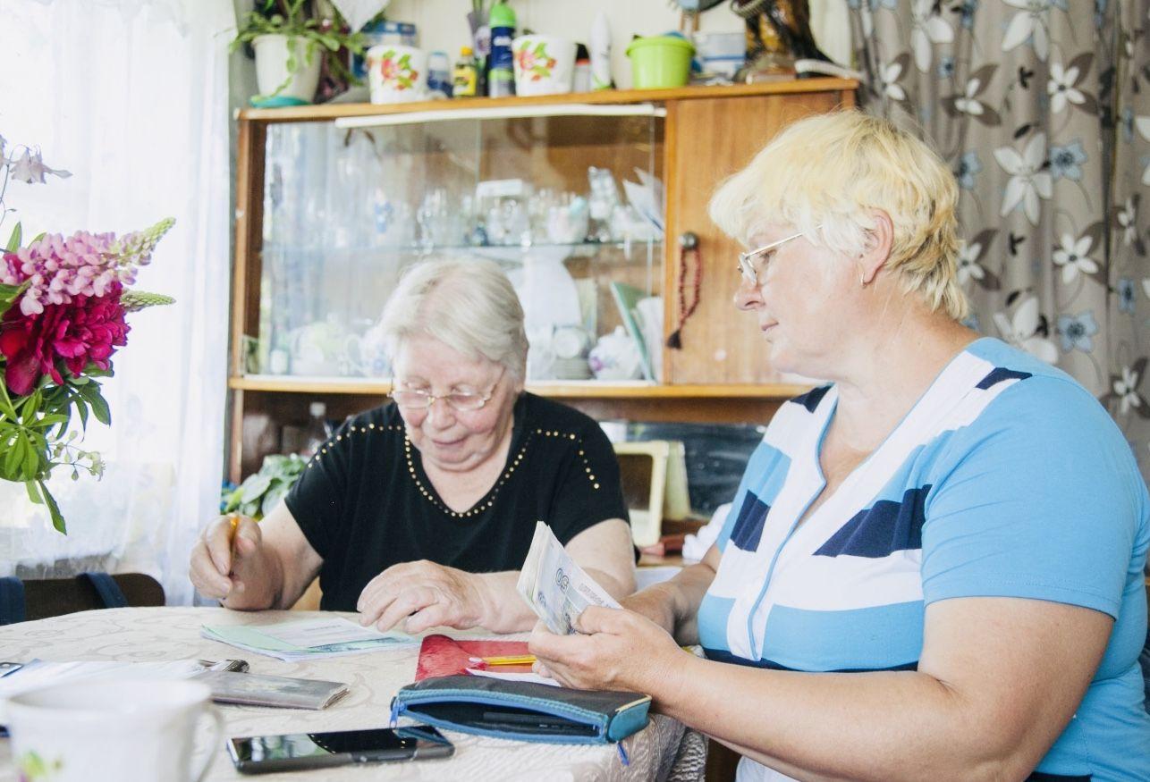 Тверские почтальоны могут доставить пенсию на дом